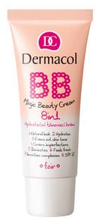 Dermacol BB Cream Magic Beauty Cream 8 in 1 - Moisturizing Tinting Cream