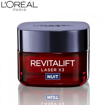 L'Oreal Paris Revitalift Laser Night Cream 50ml