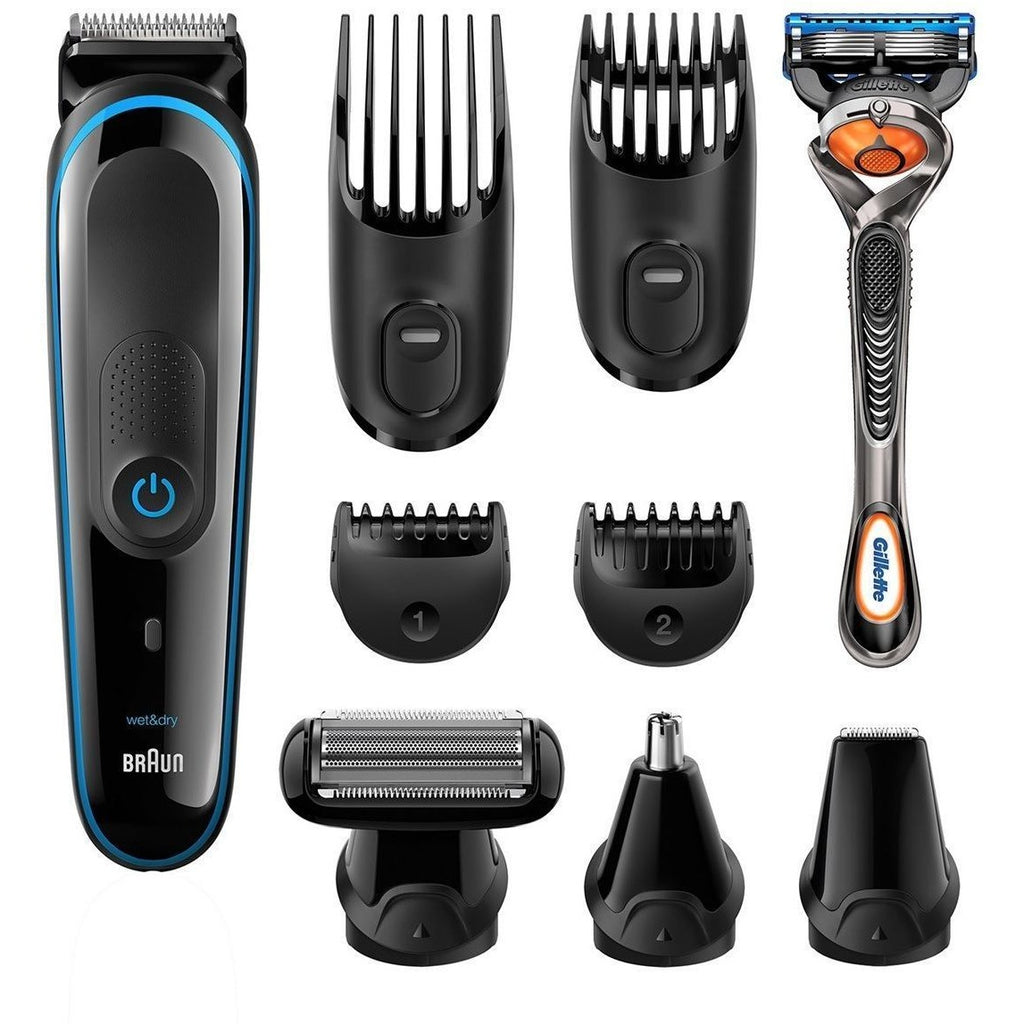 Braun Multi Grooming Kit MGK3080 – 9-in-one Trimmer