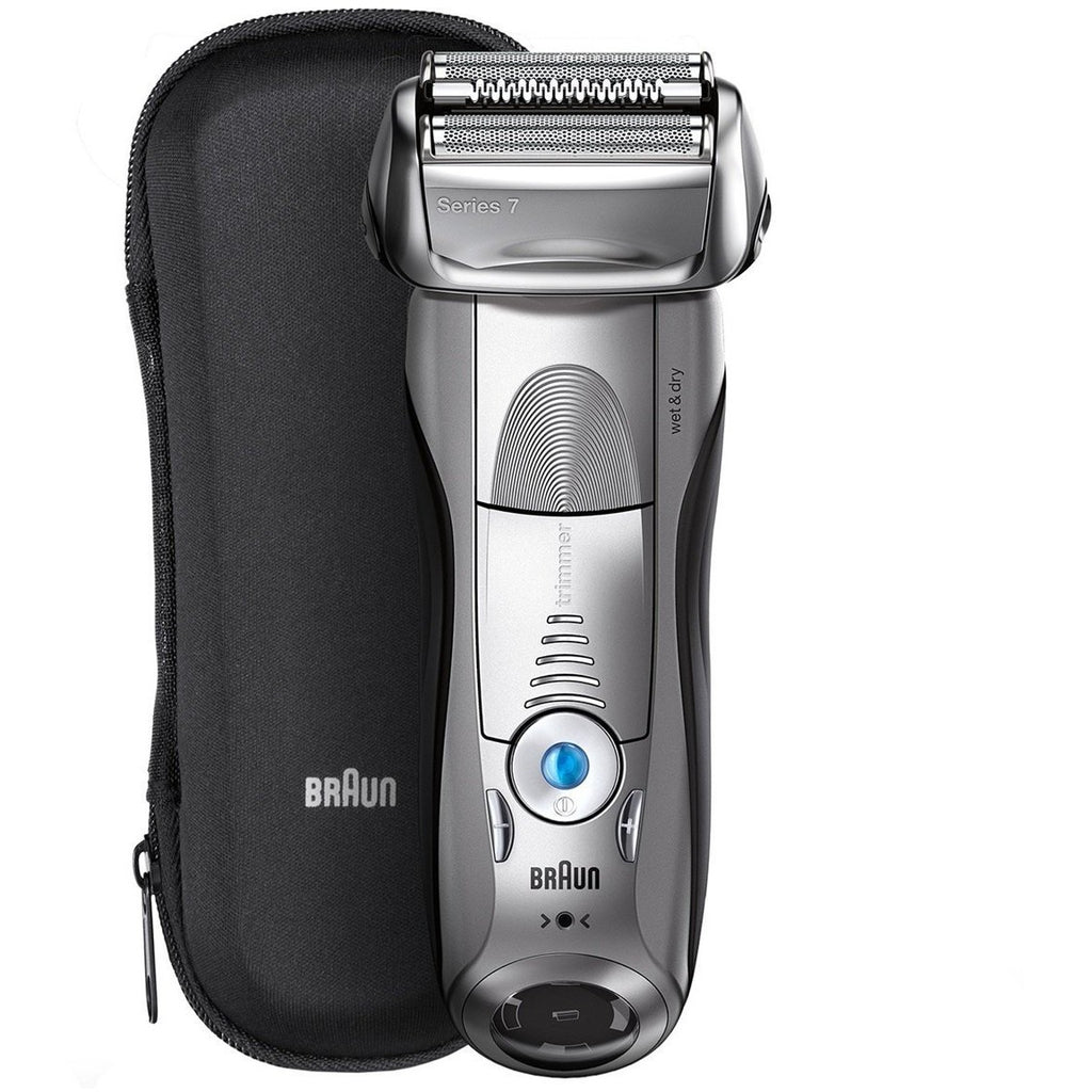 Braun Series 7 7893s Men's Electric Foil Shaver