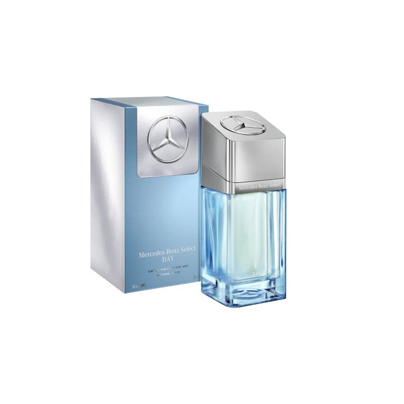Mercedes Benz Select Day Eau De Toilette For Men