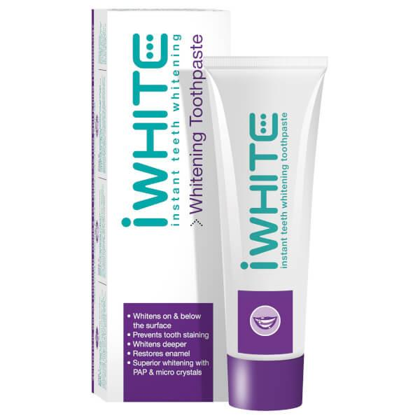 iWhite Instant Teeth Whitening Toothpaste