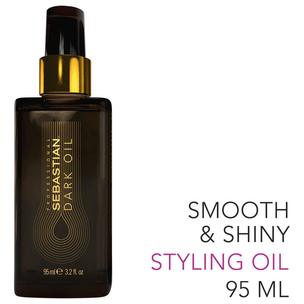 Sebastian Professional Dark Oil Smooth Styling Hair Oil 95ml