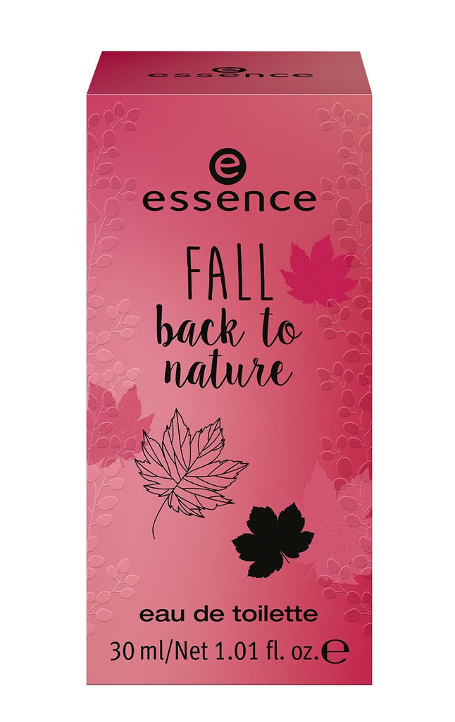 Essence Fall Back To Nature Eau De Toilette