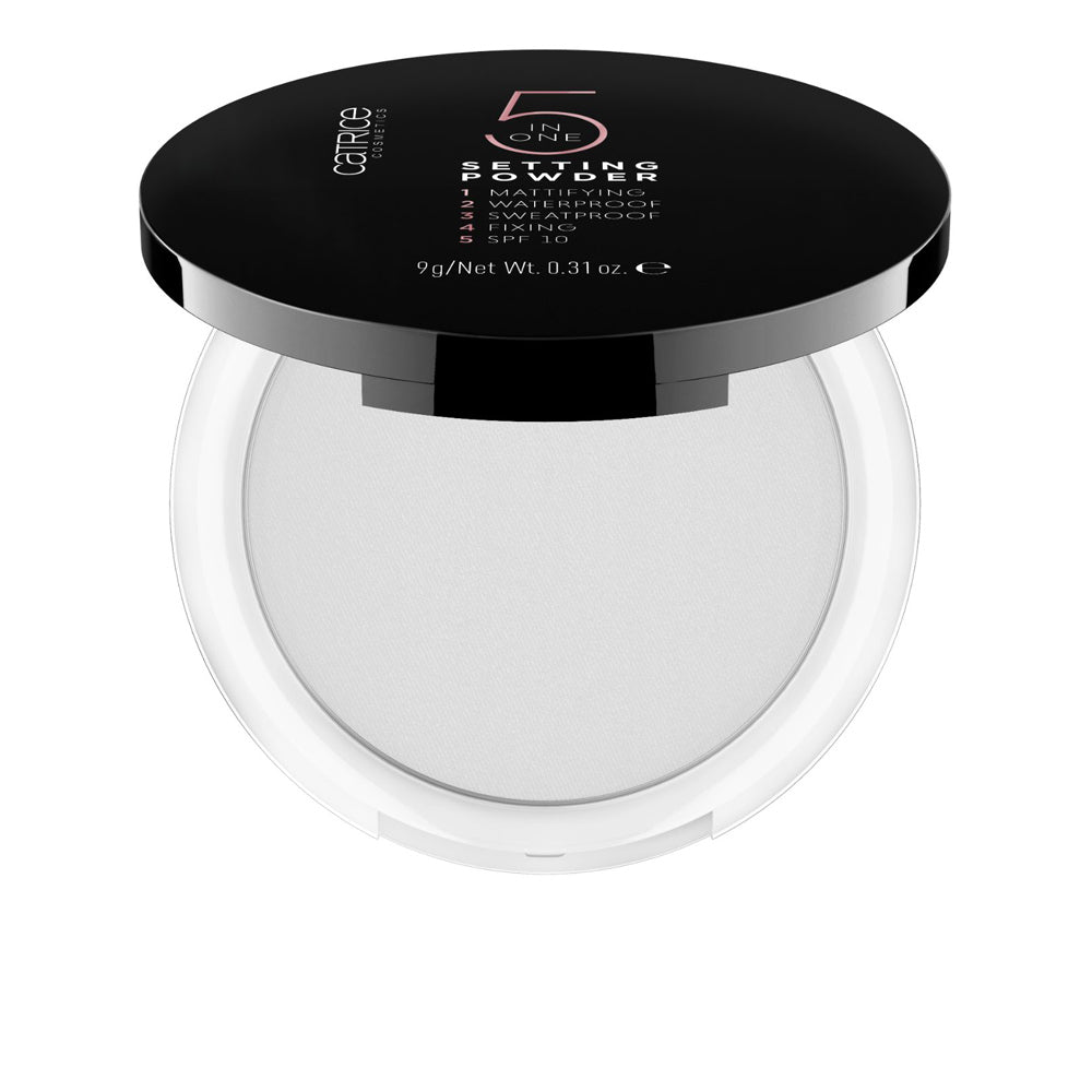 Catrice 5 In 1 Setting Powder - Translucent