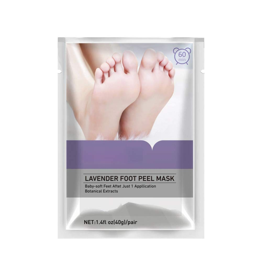 Korean Beauty Exfoliating Foot Peel Mask
