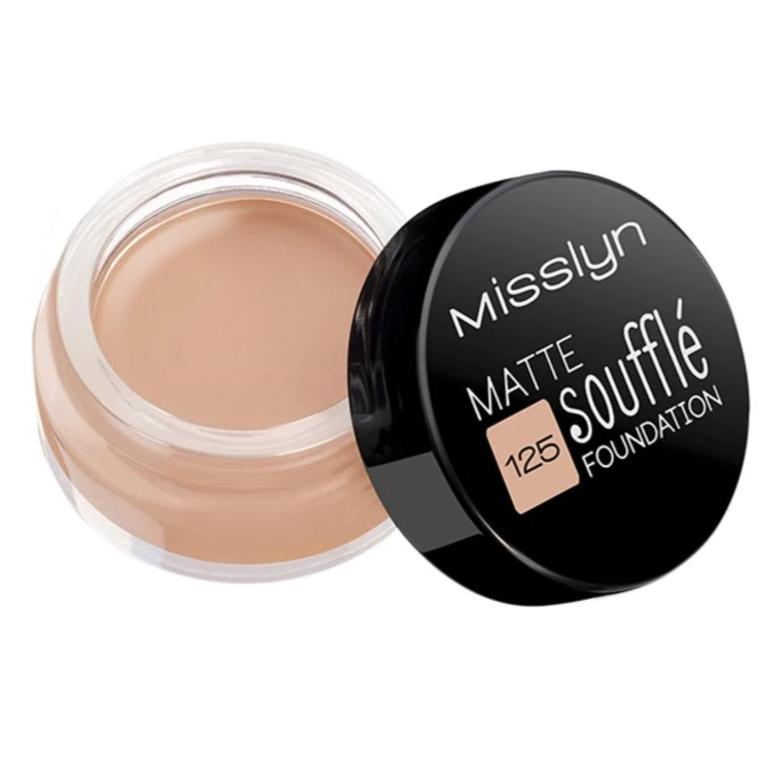 Misslyn Matte Souffle Foundation