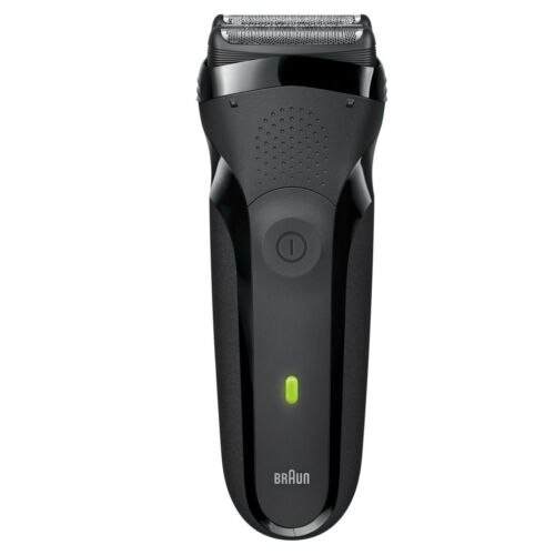 Braun 300s Series 3 Mens Rechargeable Electric Shaver Razor Waterproof