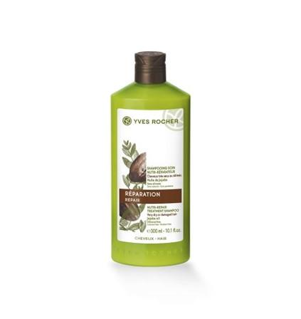 Yves Rocher Botanical Hair Care Nutri-Repair Treatment Shampoo