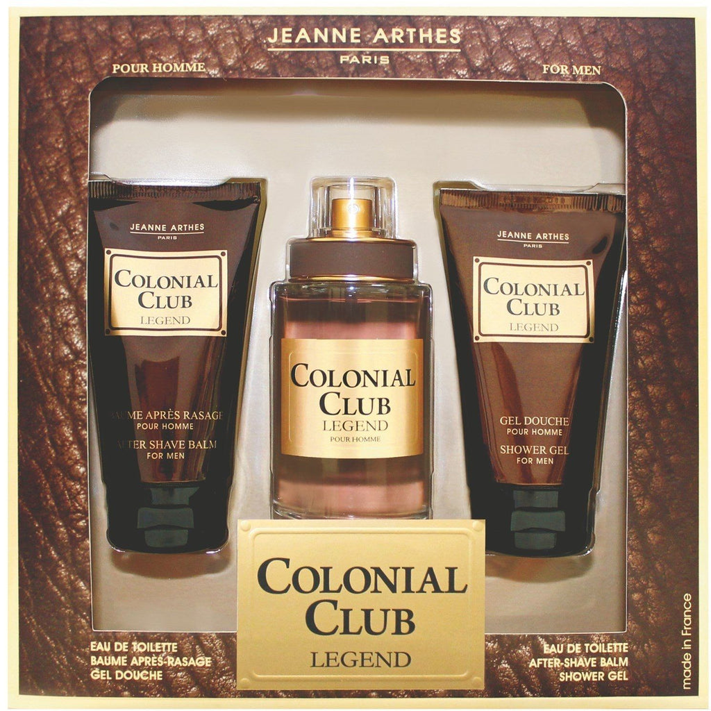 Jeanne Arthes Colonial Club Legend EDT Gift Set