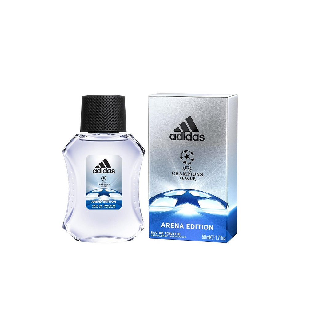 Adidas Champions League Arena Eau De Toilette For Men