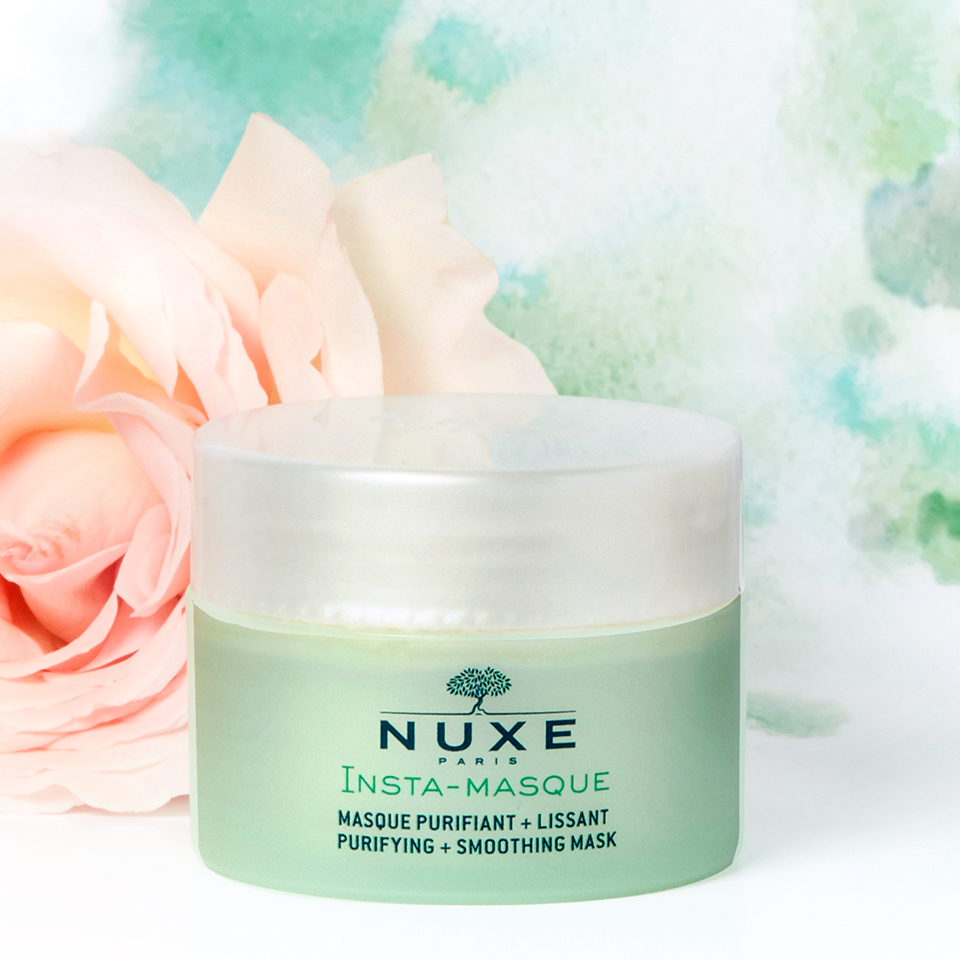 Nuxe Insta-Masque Purifying + Smoothing Mask 50ml