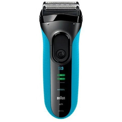 Braun Series 3040 Wet And Dry Shaver