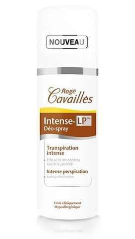 Roge Cavailles Intense-LP Spray Deodorant 125ml