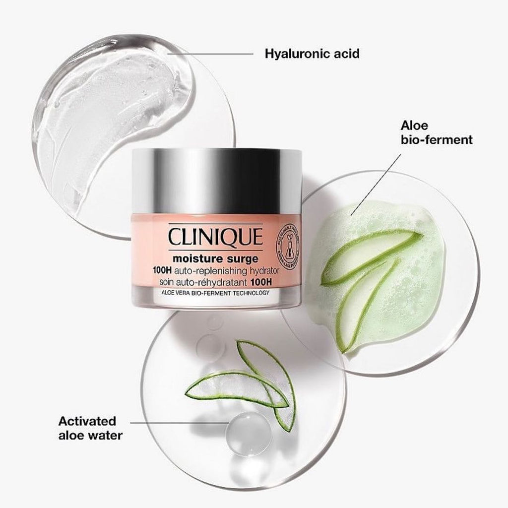 Clinique Moisture Surge 100-Hour Auto-Replenishing Hydrator