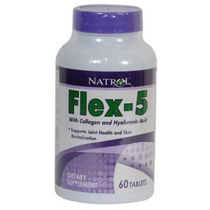 Natrol Flex 5 - Joint Health & Skin Revitalization