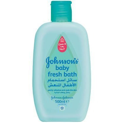 Johnson's Baby Fresh Bath | feel22 | Lebanon