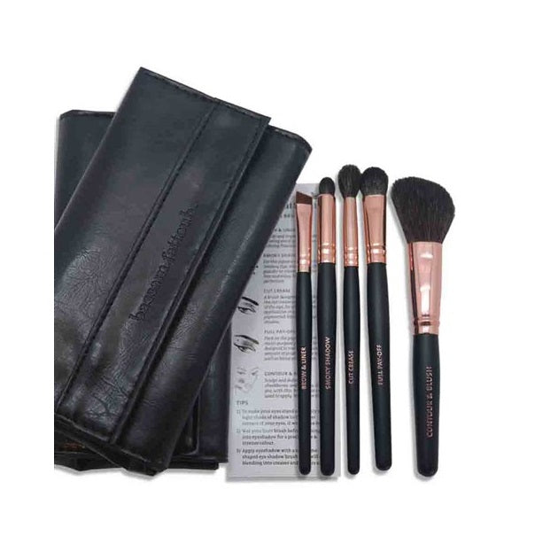 Bassam Fattouh Be Flawless Brush Set - 5 Brushes