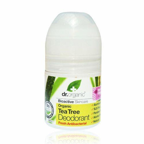 Dr. Organic Tea Tree Deodorant