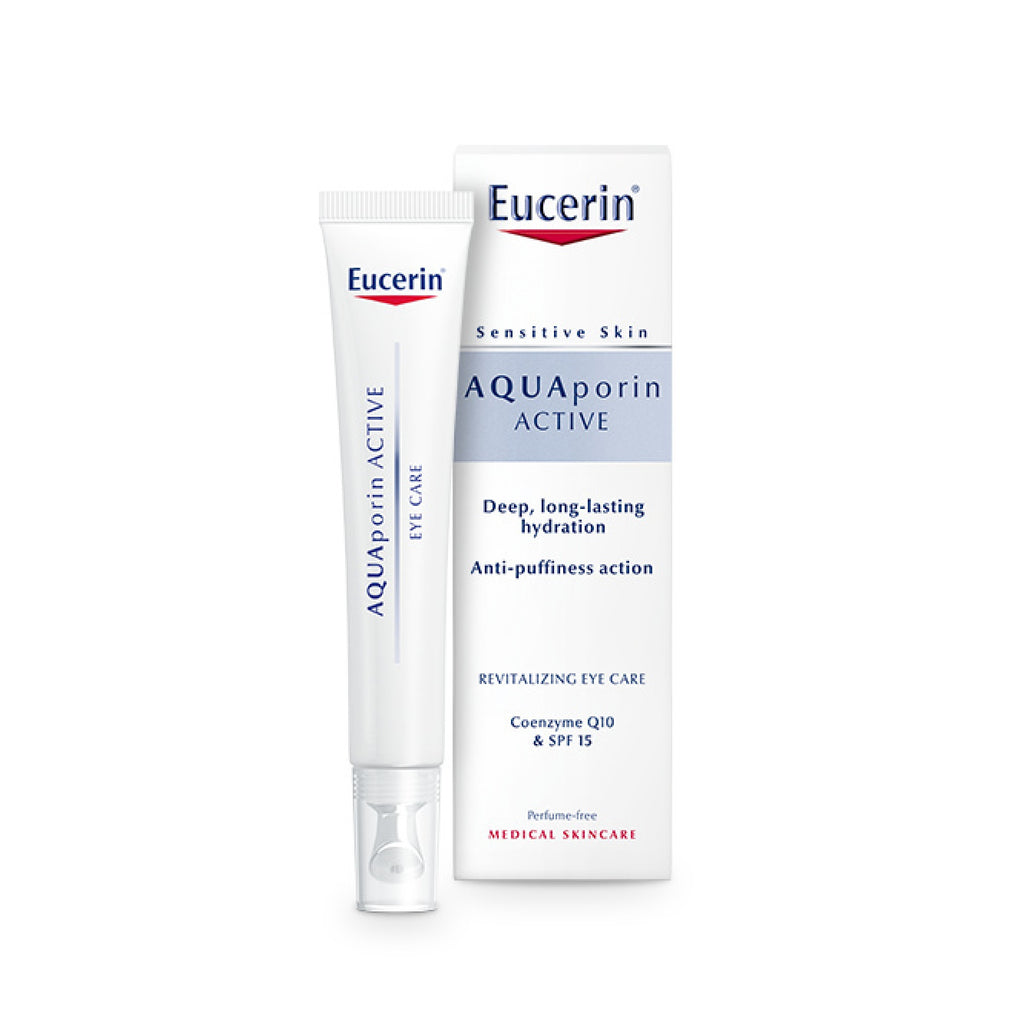 Eucerin Aquaporin Active Hydrating Revitalising Eye Care