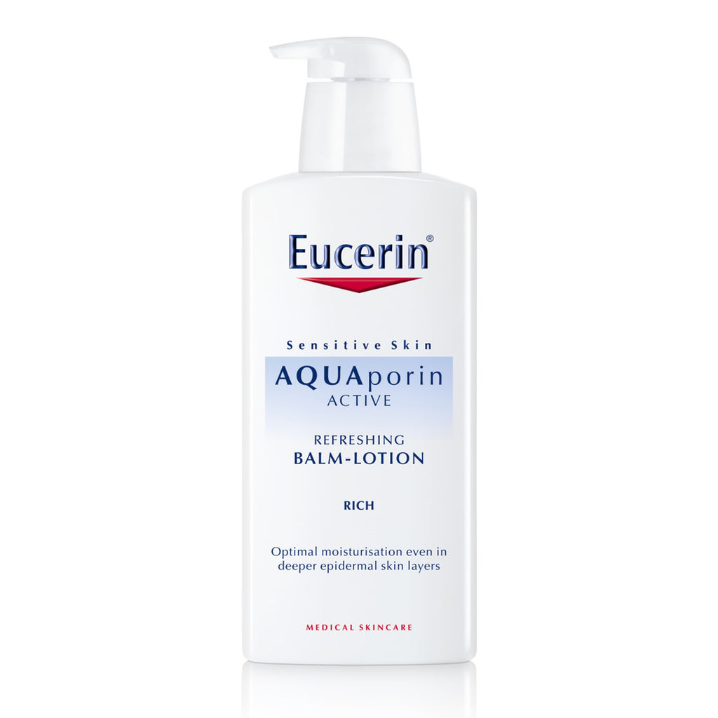Eucerin Aquaporin Active Hydrating Refreshing Balm Body Lotion