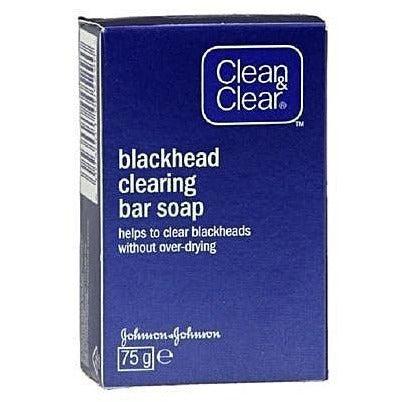 Clean & Clear Blackhead Clearing Bar Soap