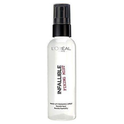 L'Oreal Paris Infallible Fixing Mist - Makeup Finishing Spray