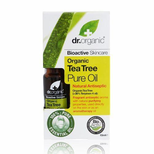 Dr. Organic Tea Tree Pure Oil