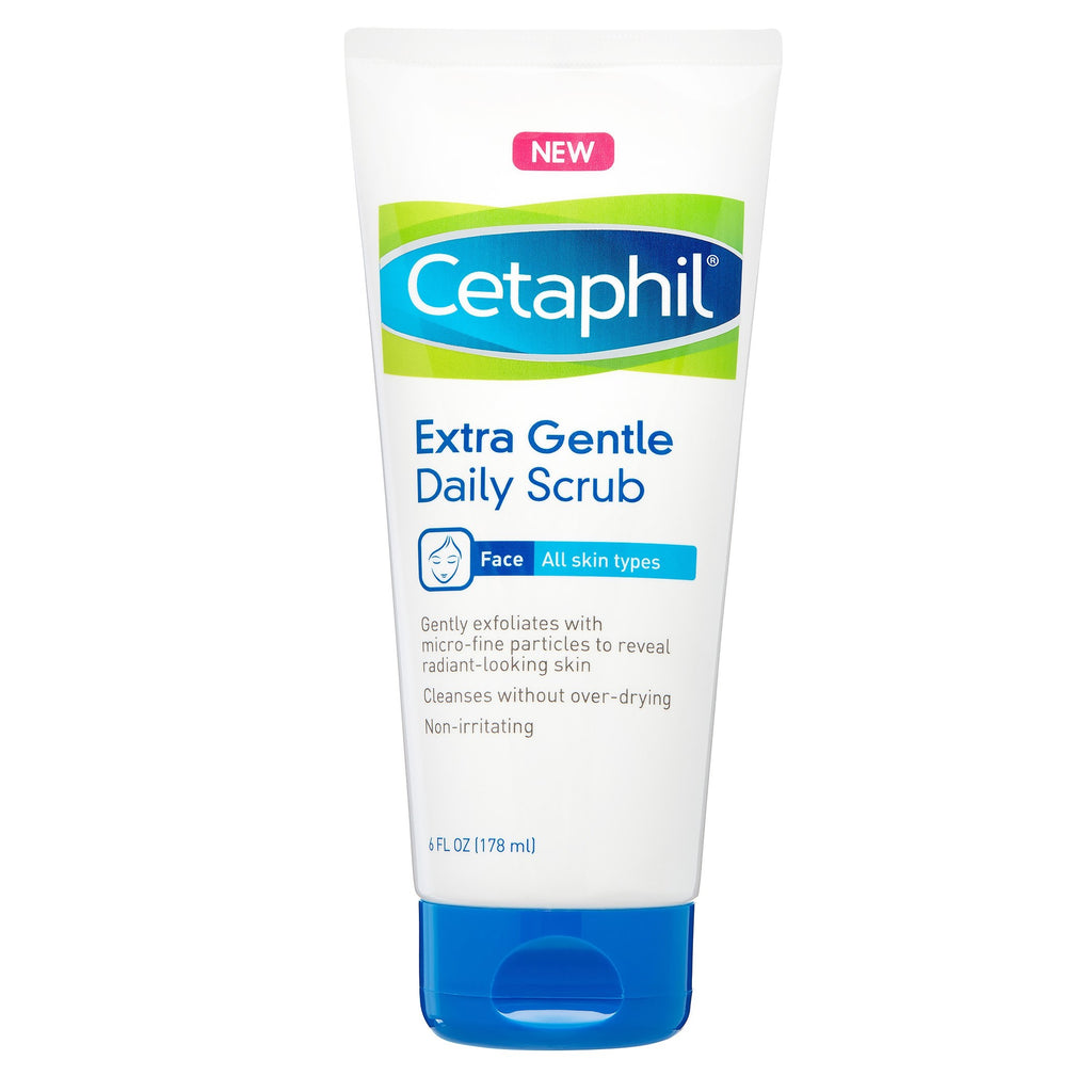 Cetaphil Extra Gentle Exfoliating Daily Scrub
