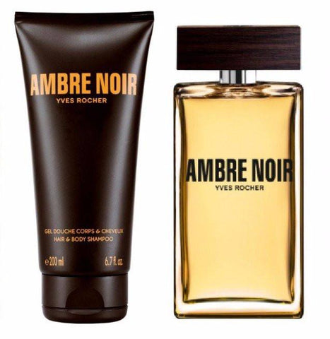 Yves Rocher Ambre Noir Gift Set for Men