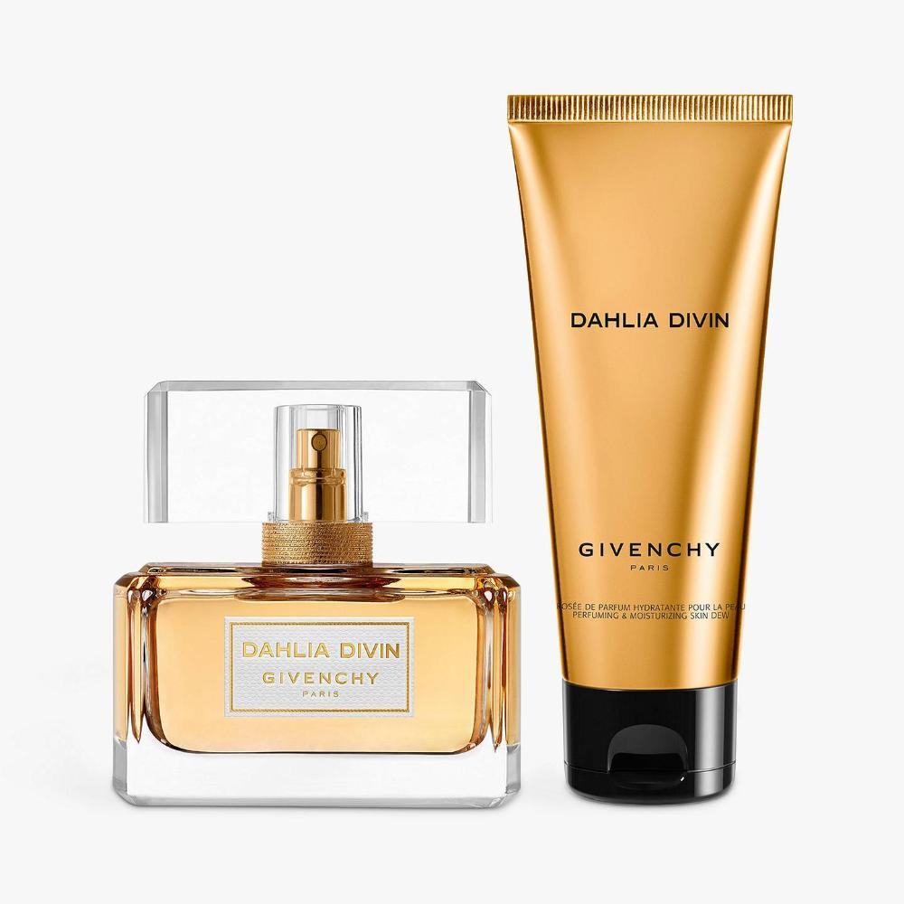Givenchy Dahlia Divin Eau De Parfum 50ml Gift Set For Women