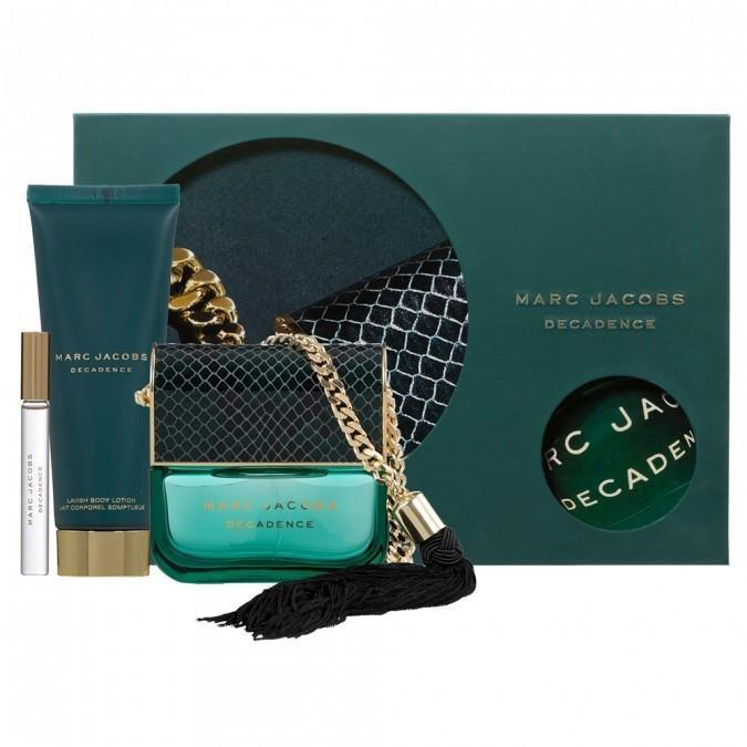 Marc Jacobs Decadence EDP Gift Set For Women 100ml