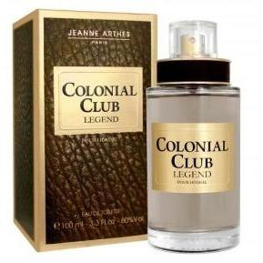 Jeanne Arthes Colonial Club Legend EDT