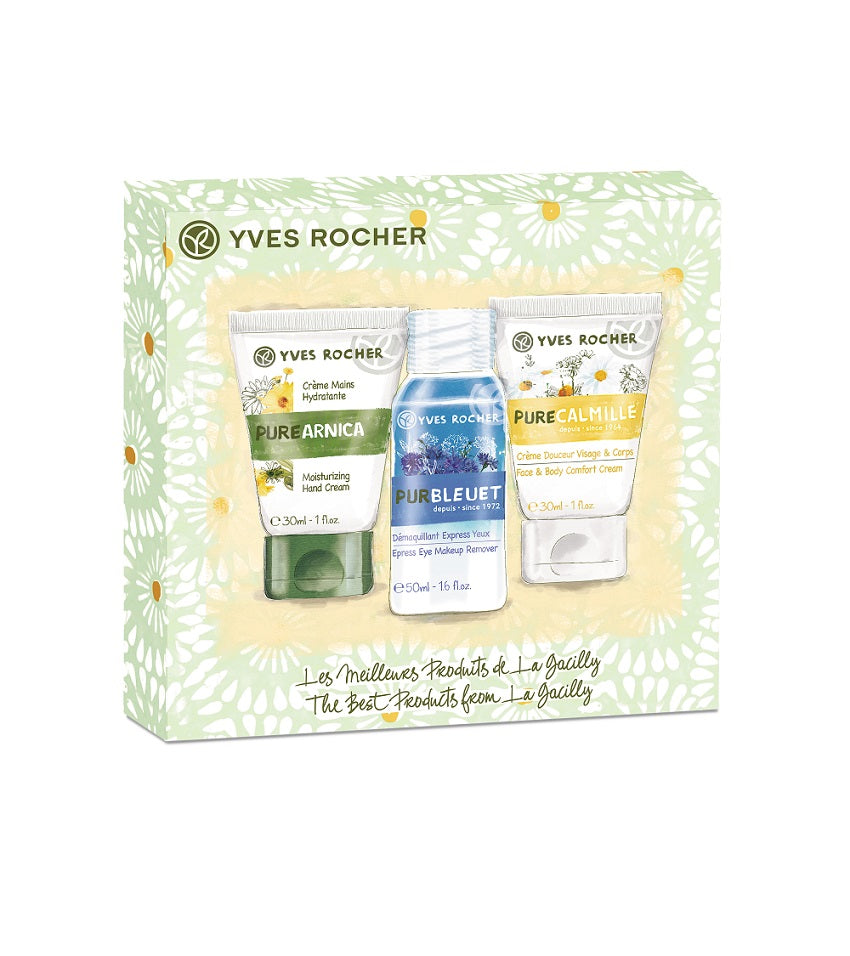 Yves Rocher Teacher's Day Kit La Gacilly