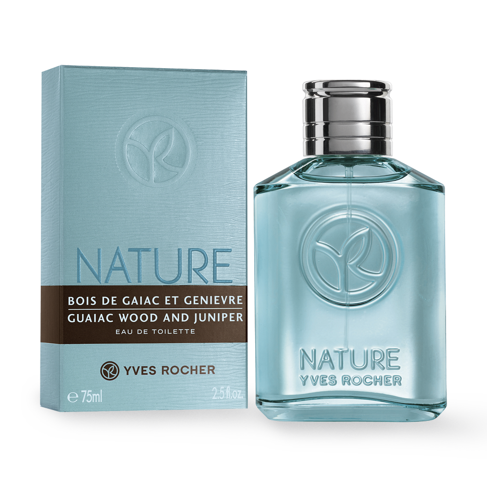 Yves Rocher Guaiac Wood and Juniper Eau de Toilette