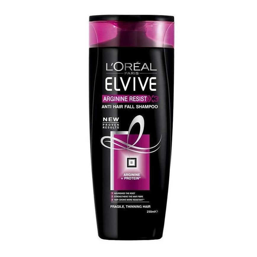 L'Oreal Paris Elvive Arginine Resist Anti-Hair Fall Shampoo