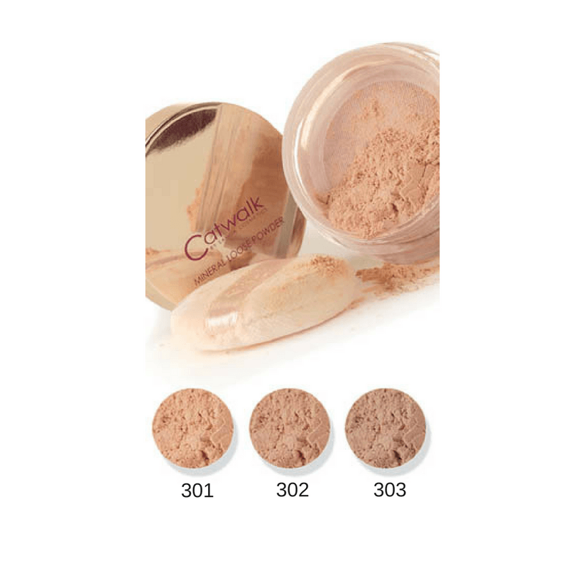 Samoa Catwalk Mineral Loose Powder