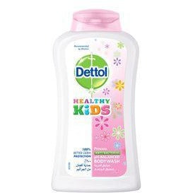 Dettol Healthy Kids Anti-Bacterial Body Wash Princess