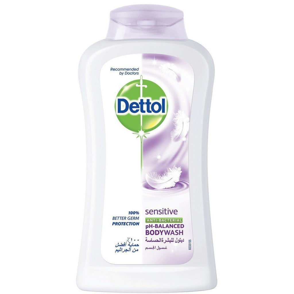 Dettol Anti-Bacterial Shower Gel - 8 Scents Available