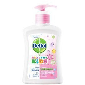 Dettol Healthy Kids Liquid Hand Wash Soap Princess