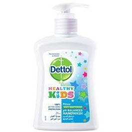 Dettol Healthy Kids Liquid Hand Wash Soap Prince