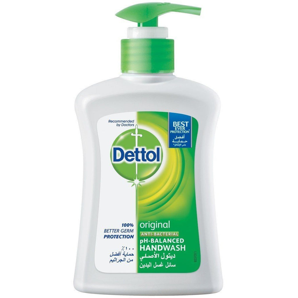 Dettol Liquid Hand Wash - 10 Scents Available