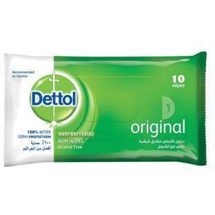 Dettol Skin Wipes Original