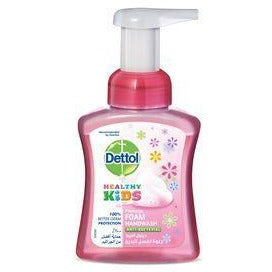 Dettol Healthy Kids Foam Liquid Hand Wash Princess