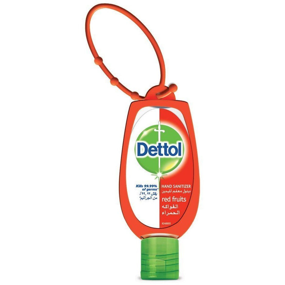 Dettol Hand Sanitizer with Handle - 8 Scents Available