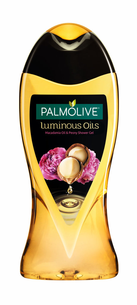Palmolive Luminous Oils Macademia Oil & Peony Shower Gel