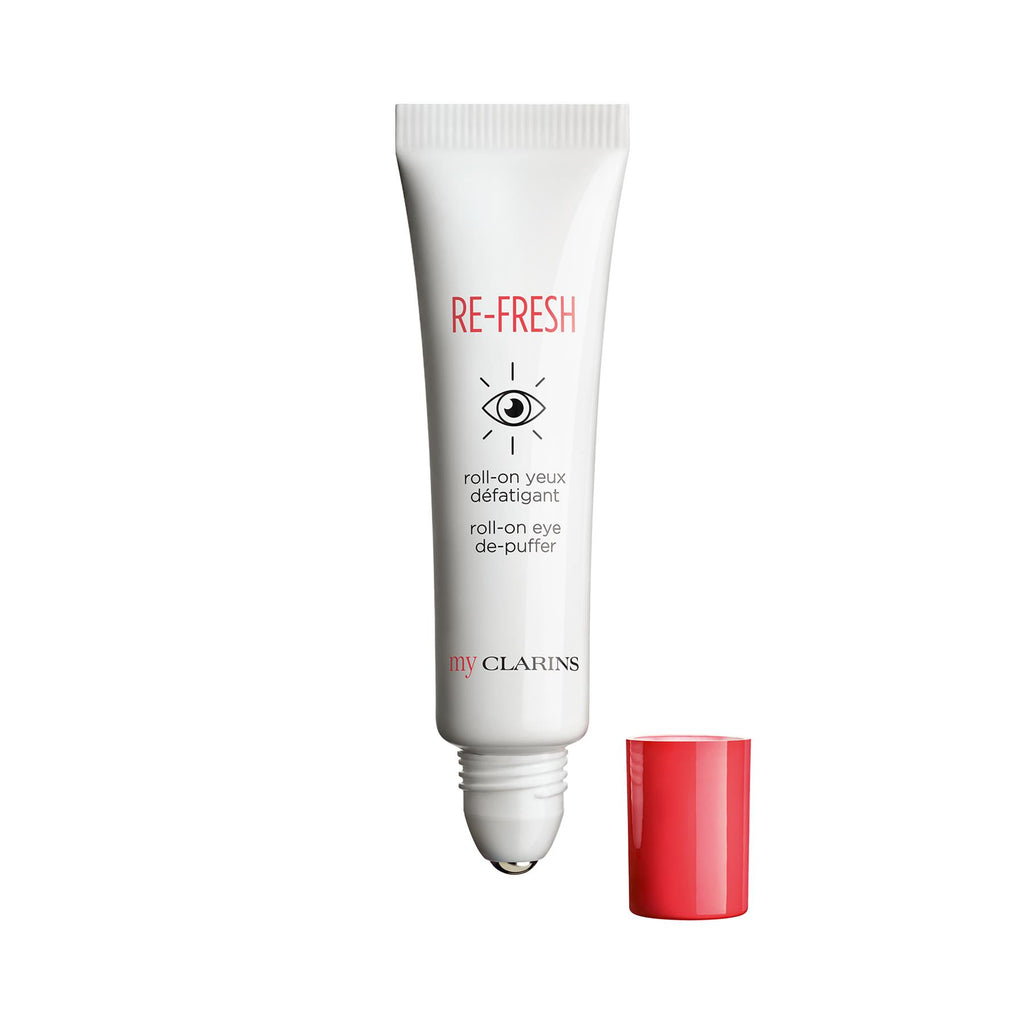 Clarins Re-Fresh Roll On Eye De-Puffer