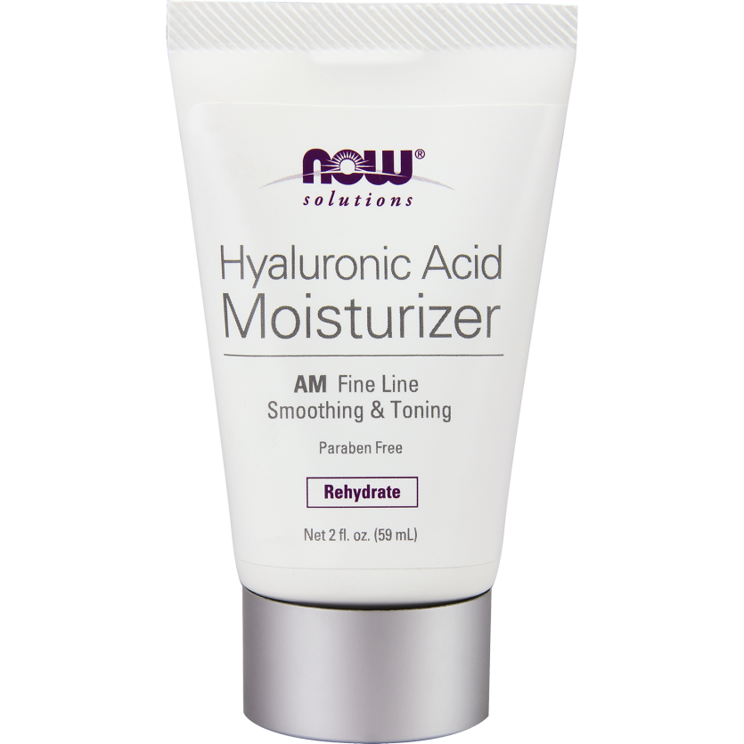 Now Hyaluronic Acid Moisturizer AM