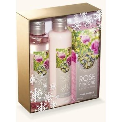 Yves Rocher Une Matin au Jardin Gift Set for Her - 4 Fragrances Available