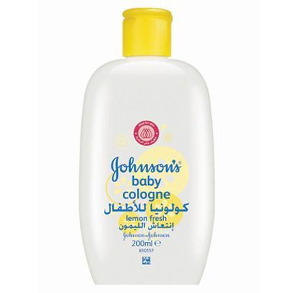 Johnson's Baby Cologne Lemon Fresh | feel22 | Lebanon